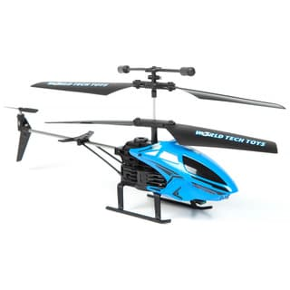 Neptune-X 3.5CH Gyro IR Blue Helicopter