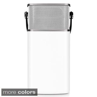 Latte DeLite LED Camping Lantern with Built-in Bluetooth Speaker