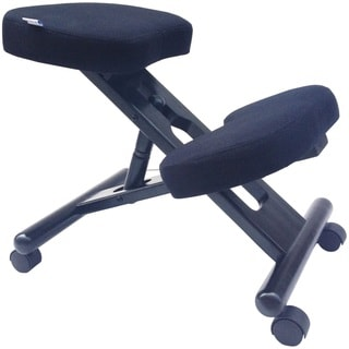 Sierra Comfort SC-200 Black Ergonomic Kneeling Chair