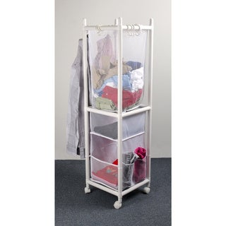 Multi Function Laundry & Storage Station