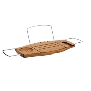 Umbra Aquala Bamboo Bathtub Caddy