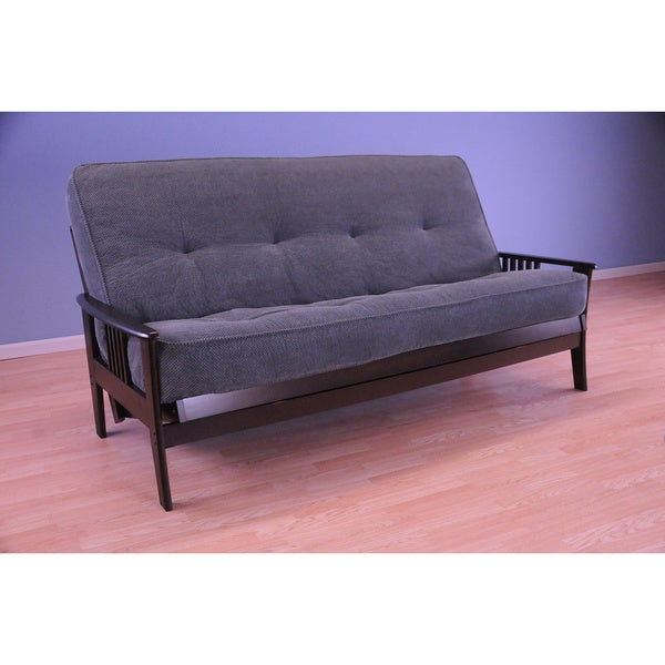Christopher Knight Home Capri Espresso/ Marmont Mattress Futon
