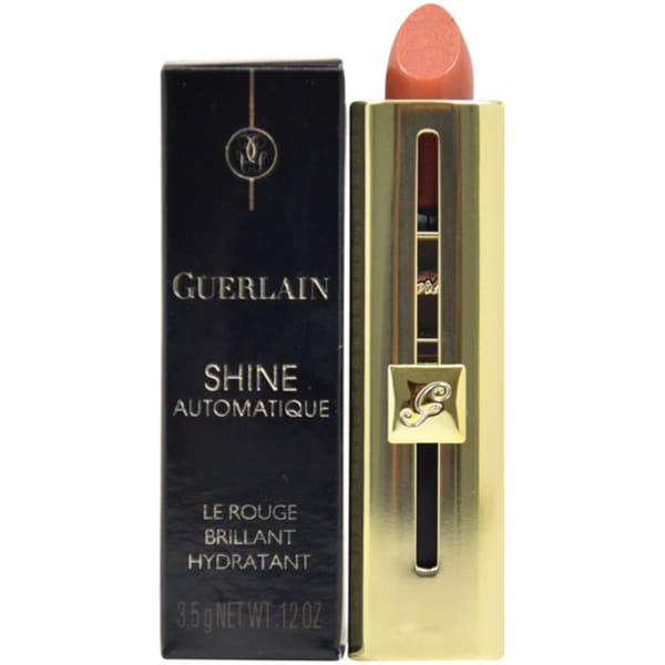 Guerlain Shine Automatique Hydrating #200 Sous Le Vent Lip Color