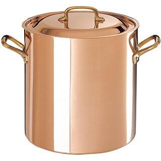 Ruffoni Protagonista 8.5-quart Copper Stock Pot
