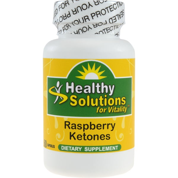 Healthy Solutions Rapsberry Ketones 60 Count