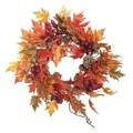 Sage & Co Maple Rose Hip Wreath