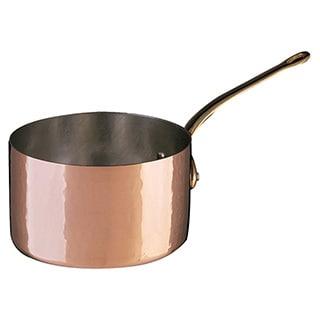Ruffoni Opera 2-quart Copper Saucepan