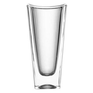 Libra 11.8-inch Crystal Vase