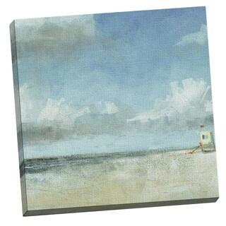 Portfolio 'Seaside 2' Large Printed Canvas Wall Art