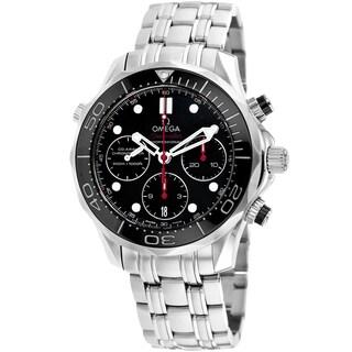 Omega Men's O21230445001001 Seamaster Chronograph Watch