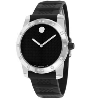 Movado Men's 0606258 Vizio Black Watch