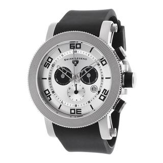 Swiss Legend Men's SL-30465-02S Cyclone Stainless Steel Watch
