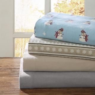 Premier Comfort Heavenly Cotton Flannel Sheet Set
