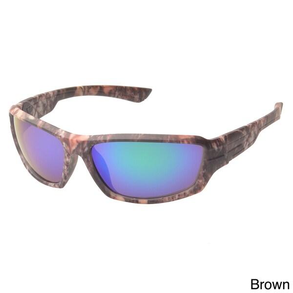 EPIC Eyewear 'Clarksville' Wrap Sunglasses