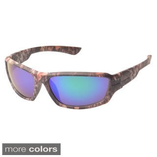 EPIC Eyewear 'Clarksville' Wrap Sunglasses