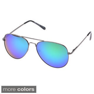 EPIC Eyewear 'Jacksonville' Double Bridge Aviator Sunglasses