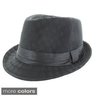 Faddism Unisex Fedora Hat