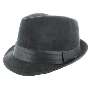 Faddism Smooth Fedora Hat