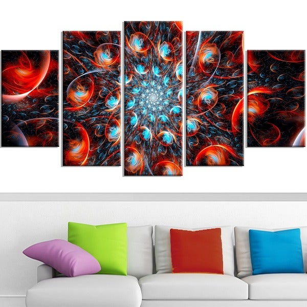 Break Out' Gallery-wrapped Canvas