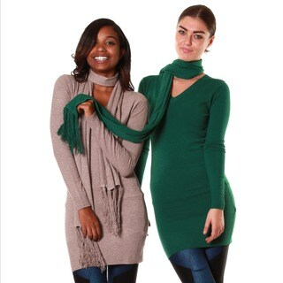 Hadari's Women's Sweater Top Bundle (Set of 2)