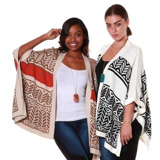 Hadari's Women's Bundle Multi-pattern Cardigan (Set of 2)