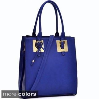 Dasein Structured Square Tote