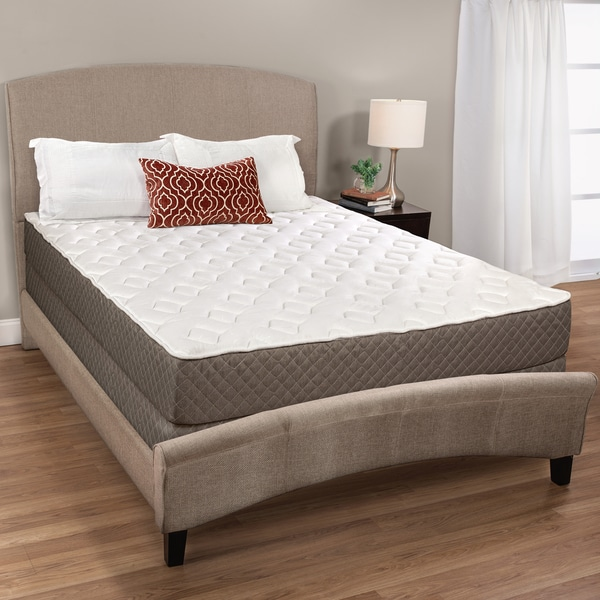 Select Luxury Medium-firm Quilted Top 8-inch Twin-size Foam Mattress