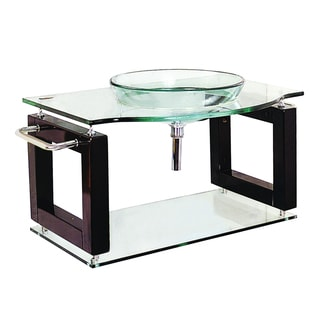39.5-inch Wide Single Sink Bathroom Vanity