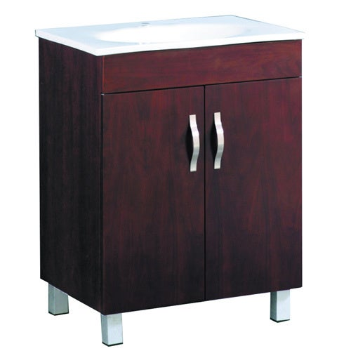 Original Holbrook Single 26Inch Transitional Bathroom Vanity  Whitewash