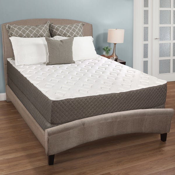 Select Luxury Medium-firm Quilted Top 10-inch Full-size Foam Mattress