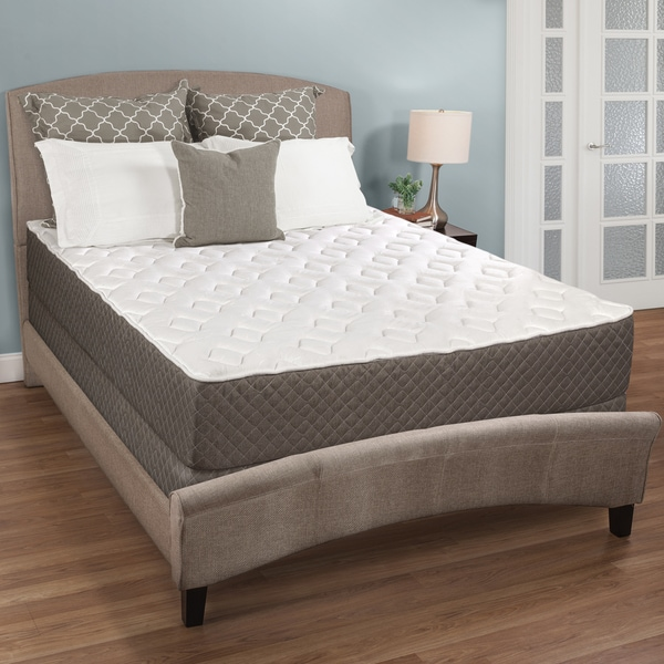 Select Luxury Medium-firm Quilted Top 8-inch King-size Foam Mattress