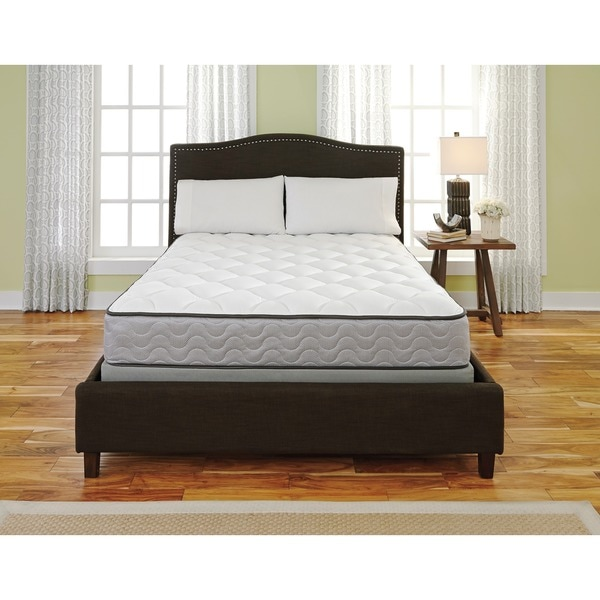 Sierra Sleep Longs Peak Plush California King-size Mattress or Mattress Set