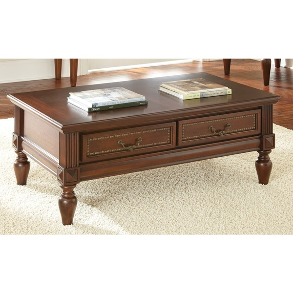 Douglas Storage Coffee Table