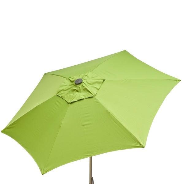 Doppler Market 8 5 Foot Patio Umbrella 16782935