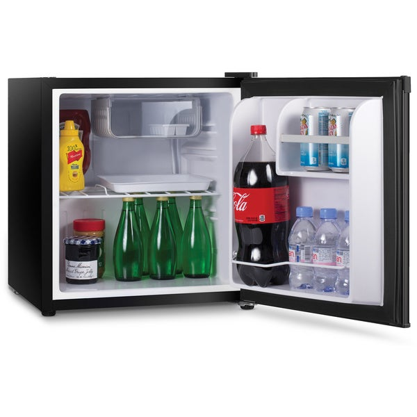 Westinghouse Ccr16b Black 1 6 Cubic Foot Refrigerator