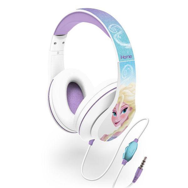 Disney's Frozen Cool Tunes iHome Over the Ear Headphones