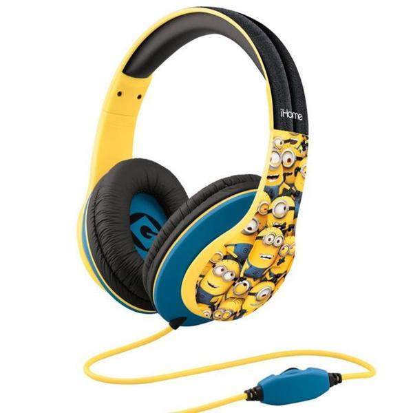 Despicable Me 2 Minions Headphones