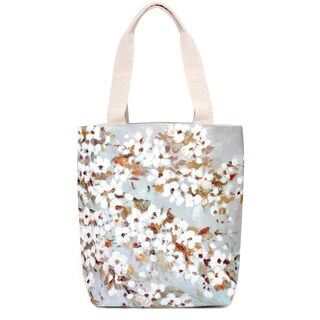 Anything Artist Orlov Floral Canvas Tote Bag