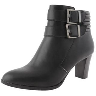 Women's Anne Klein Towny Black Synthetic