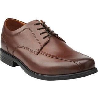Men's Clarks Beeston Stride Brown Leather
