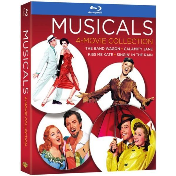 Musicals Collections (Blu-ray Disc) 14297447