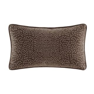 Metropolitan Home Eclipse Cotton Oblong Pillow