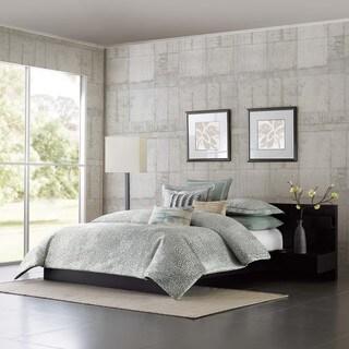 Metropolitan Home Elements 3-piece Blue Comforter Set