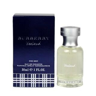 Burberry Weekend Men's 1-ounce Eau de Toilette Spray