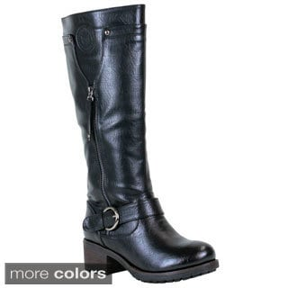 Reneeze Mila-02 Women's Knee-High Riding Boots