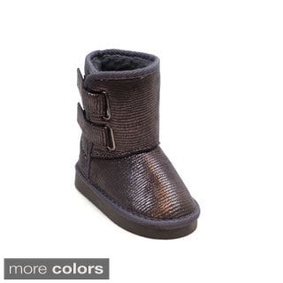 Blue Children's K-Ugena Shine boots