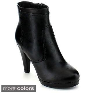 Reneeze Mimi-05 Women's High-Heel Ankle-High Boots