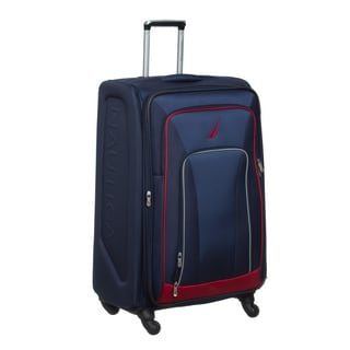Nautica Timoneer 29-inch Large Expandable Spinner Upright Suitcase