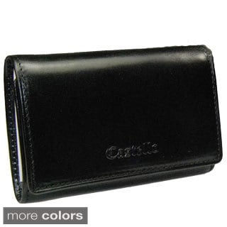 Castello Premium Italian Leather Key Wallet