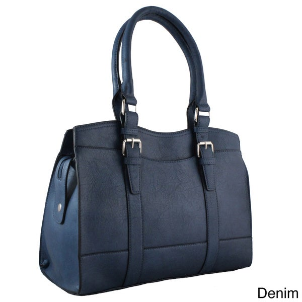 Bueno Hamilton Structured Satchel